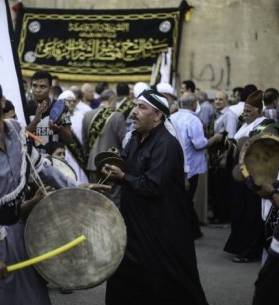 Sufis celebrate Islamic New Year in Cairo