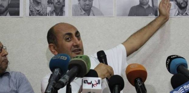 Defence team in Tiran and Sanafir islands case organise press conference on Jun. 22, 2016