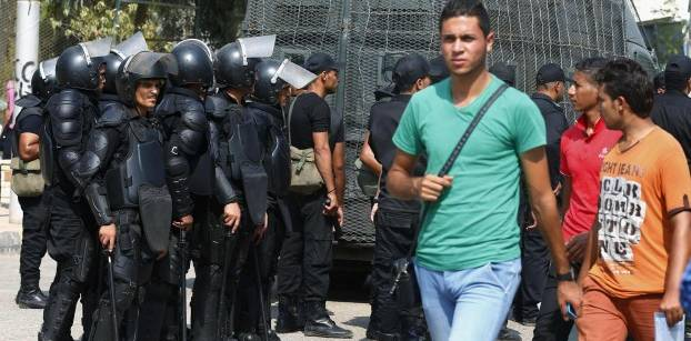 Egypt arrests 13 persons in Alexandria for alleged Brotherhood ties