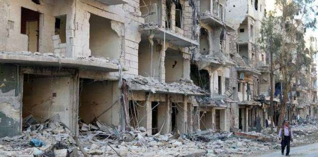 Egypt says Syrian govt approves endeavour to help people in Aleppo