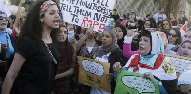 Anti-sexual harassment groups absent from the streets during Eid