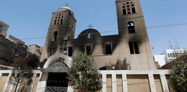 Egyptian parliament approves long-awaited church building law