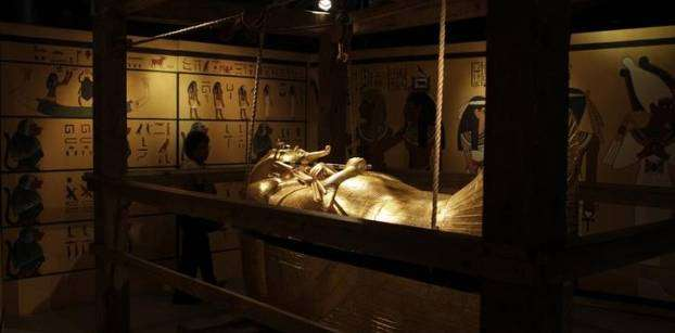 Two chambers discovered in King Tut's burial chamber – Antiquities minister