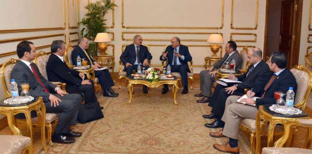 Khalifa Haftar welcomes bilateral cooperation with Egypt