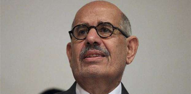 ElBaradei criticises airing of 'wiretapped' phone calls