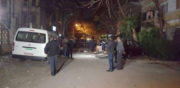 Civilian killed, two policemen injured in Kafr al-Sheikh explosion - ministry