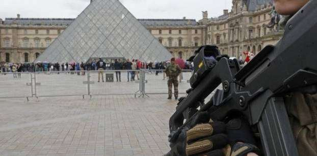 Suspect in Louvre attack placed under formal investigation - source