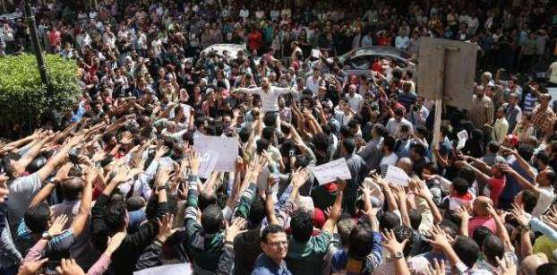 At least 100 arrested in 9 provinces, protests to continue on Apr. 25