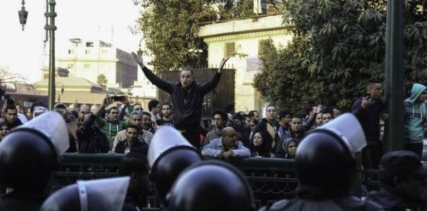 Cabinet creates protests-free zone around vital facilites