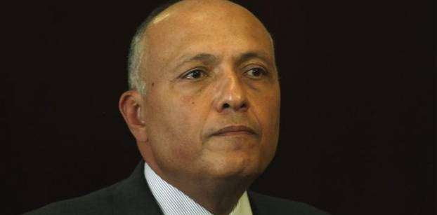 Egypt's foreign minister heads to Lausanne to attend meeting on Syrian crisis