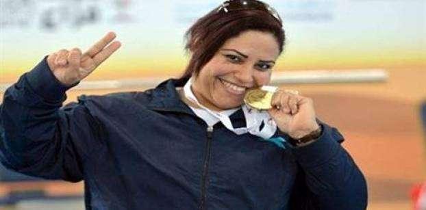 Egyptian powerlifter Amany Ali wins bronze at Rio Paralympics