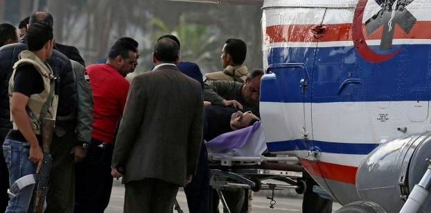 In final ruling, Egyptian court acquits Mubarak of killing of protesters