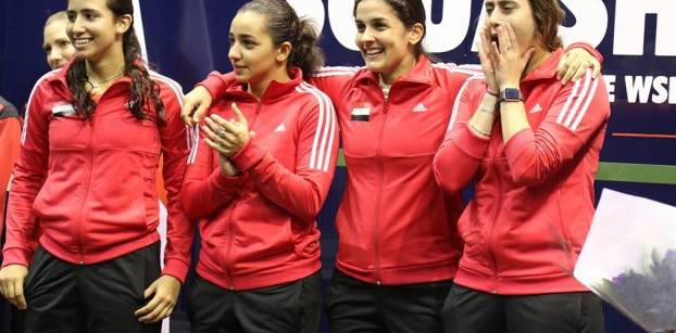 Squash: Egypt beat England to clinch Women's World Championship title