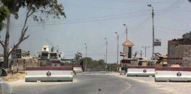 At least 21 injured in north Sinai checkpoint attack - agency