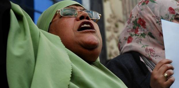 Three policemen detained in Egypt over suspect's death in custody