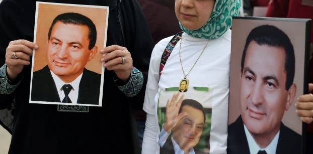Egypt's ex-president Mubarak denies killing protesters as final retrial begins
