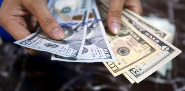 Egyptian pound trades around 18 per dollar in banks