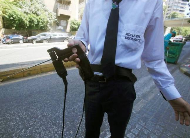 From Beirut to Baghdad, 'useless' bomb detectors guard against disaster