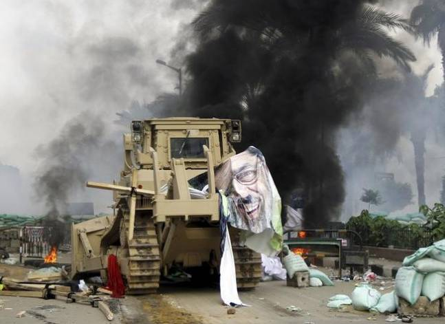 HRW calls on Egypt to pass transitional justice law on Rabaa anniversary