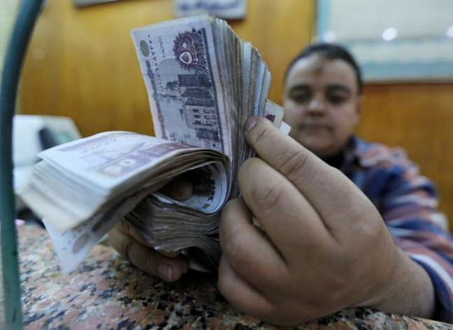 Egyptian pound strengthens as foreign investors return
