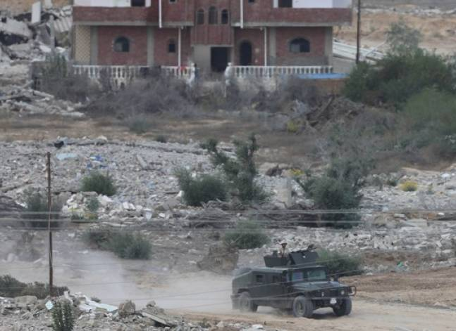Military kills 60 in North Sinai - spokesperson