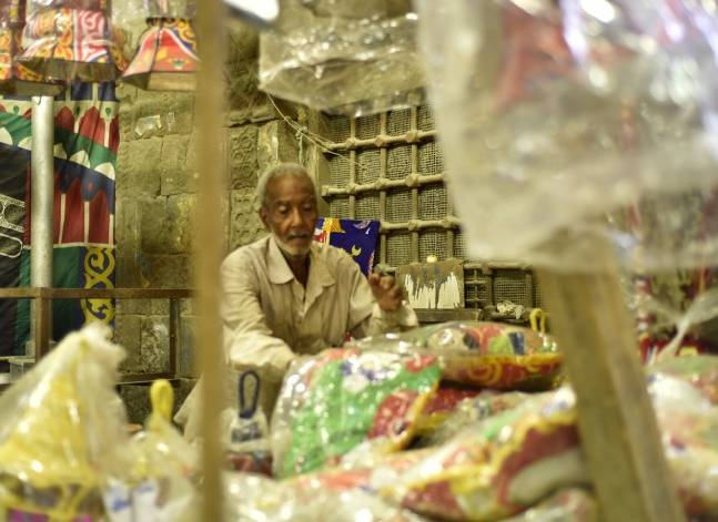 Egypt's lantern-making industry lives on despite a suffocating economy