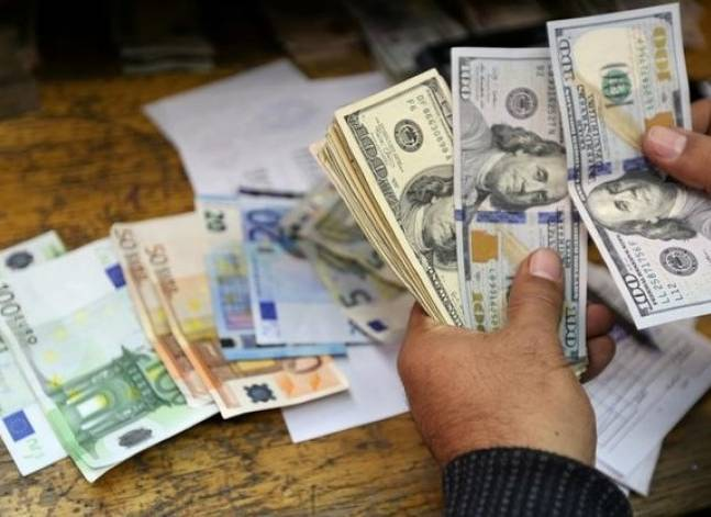 Egyptian pound slightly appreciates against U.S. dollar in major banks