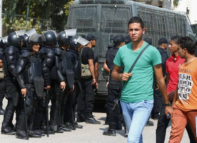 Egypt court acquits 36 students after spending more than 2 years in jail