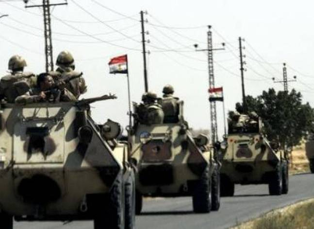 Roadside explosion in Egypt's North Sinai kills senior military officer