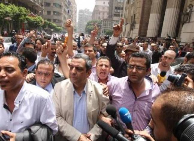 Journalists' Syndicate leaders to appeal 2-year sentence
