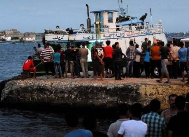 Death toll of migrant boat capsize reaches 168