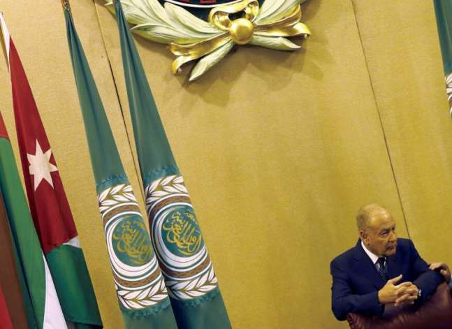 Arab League, Egypt say Palestinian-Israeli conflict needs two-state solution