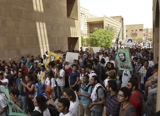 Special Report: After university crackdown, Egyptian students fear for their future