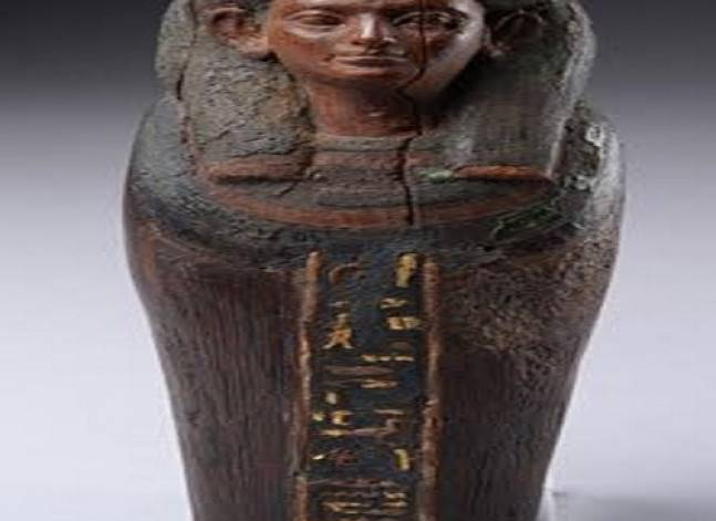 Stolen Egyptian statuette recovered from England - Antiquities ministry