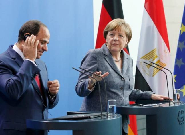 Merkel to visit Egypt early March - ambassador
