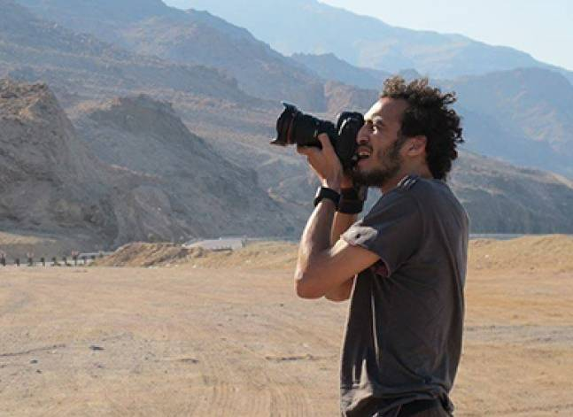 Egypt's detained photojournalist Shawkan wins press freedom award