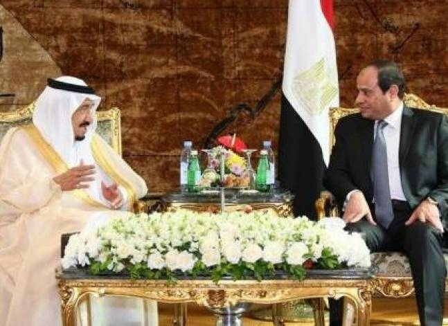 Saudi king's visit overshadowed by Egyptian islands row