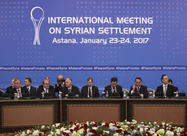 Egypt not taking part in Astana talks on Syria – FM source