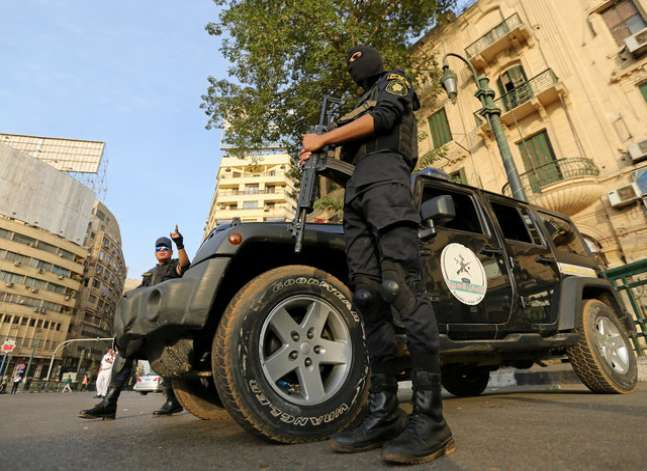 Tens arrested in protests across Egypt