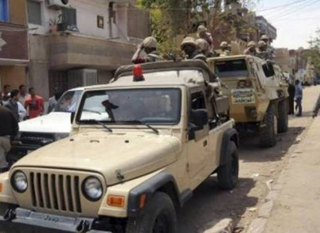 Sisi ratifies law allowing army to assist police for 5 more years