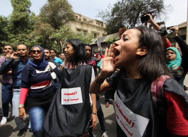 Egypt court rejects lawsuit demanding sequestration of press syndicate