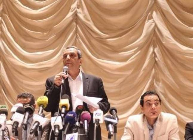Head of Egypt's Journalists' Syndicate sentenced to 2 years in prison