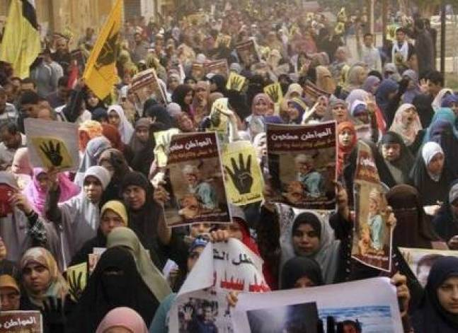 Egypt court bans 'Women Against the Coup' movement