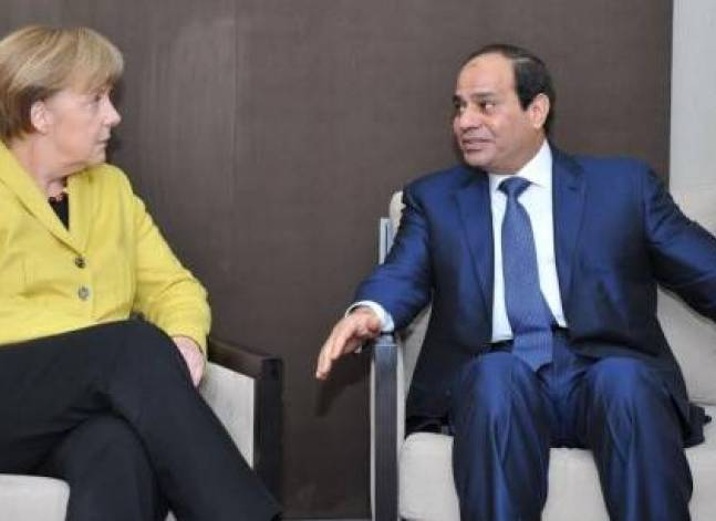 German vice chancellor tackles human rights situation in meetings with Egyptian officials