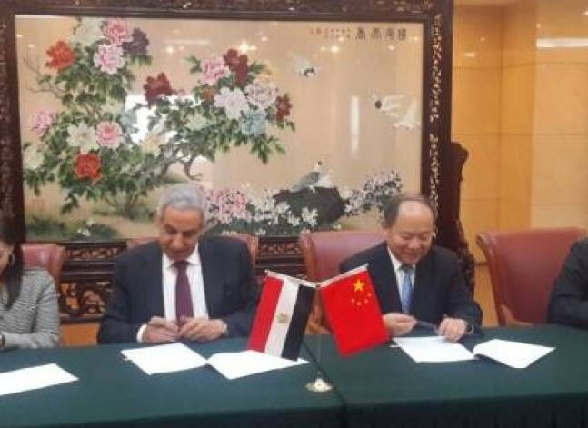China, Egypt sign 18 agreements for electricity, transport, industry projects