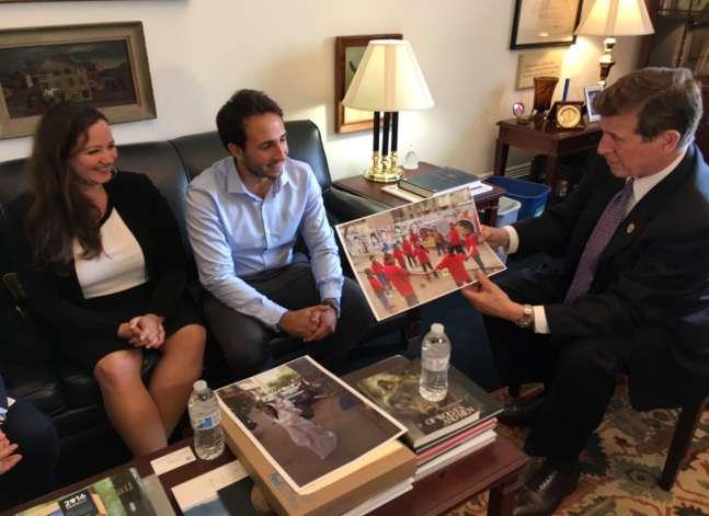 US Congressman demands release of Aya Hegazy