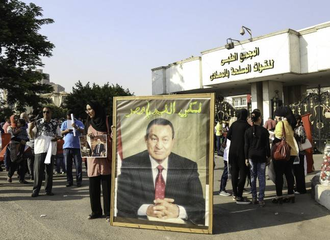 Former Egyptian President Hosni Mubarak to be released: lawyer