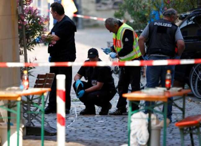 Egypt strongly condemns suicide bomb attack in Germany