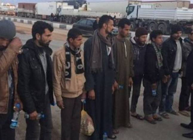 13 Egyptians kidnapped in Libya released - Armed Forces
