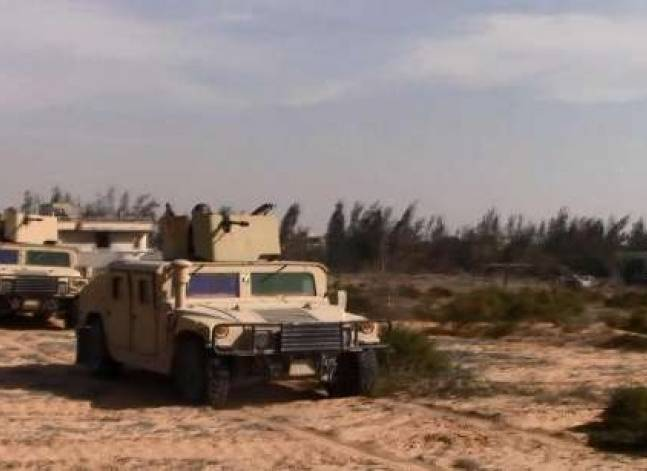Egypt extends state of emergency in North Sinai